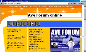 Ave Forum Online (English edition)